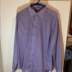 Kenneth Cole Button Up Shirt